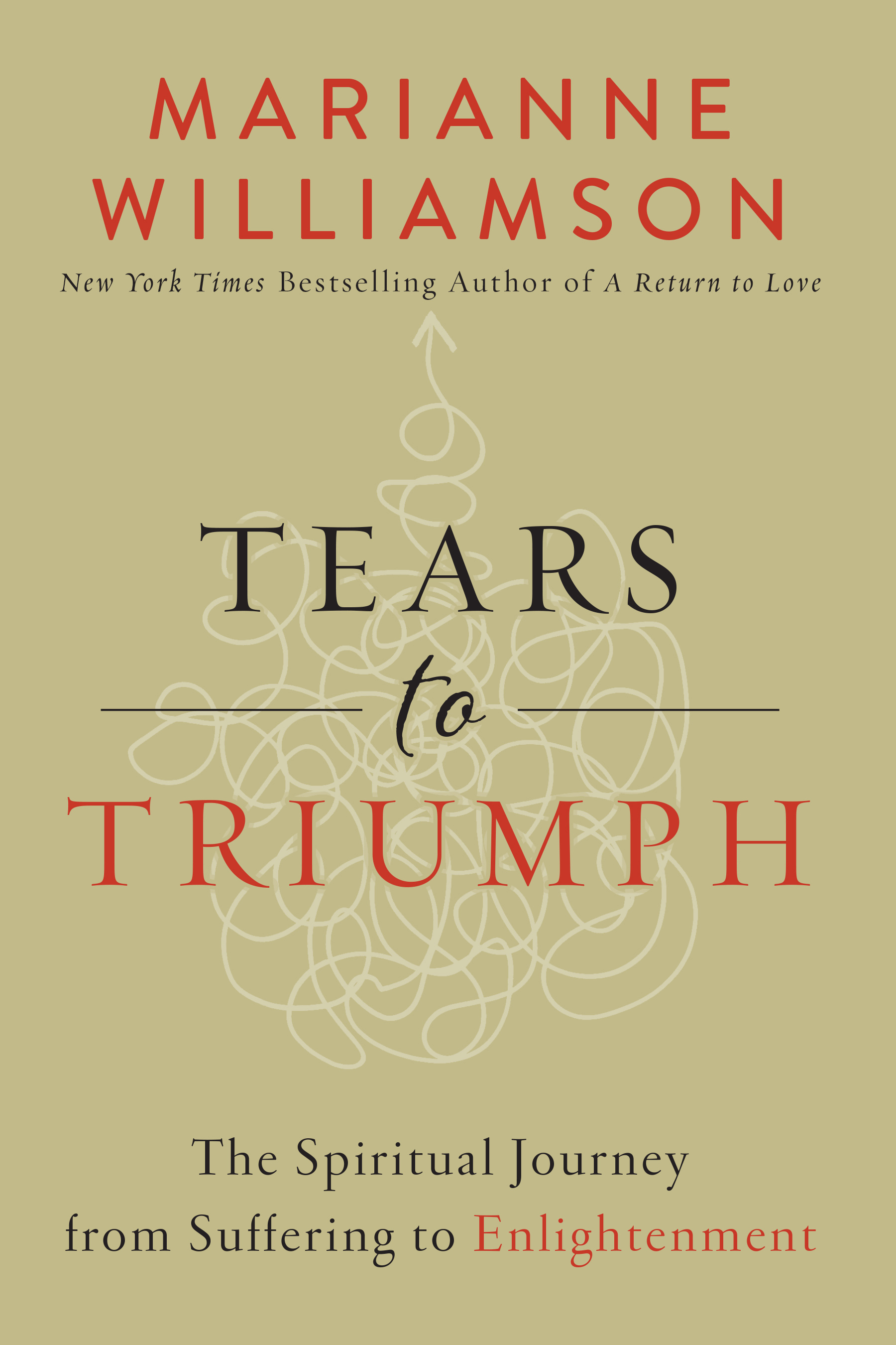 Book Cover: Tears to Triumph