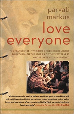 Book Cover: Love Everyone