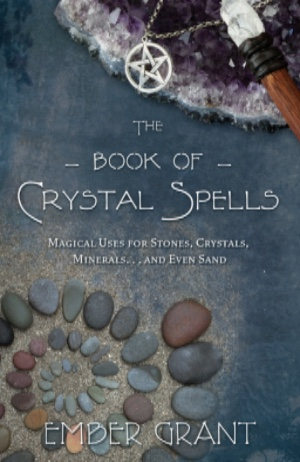 Book Cover: The Book of Crystal Spells