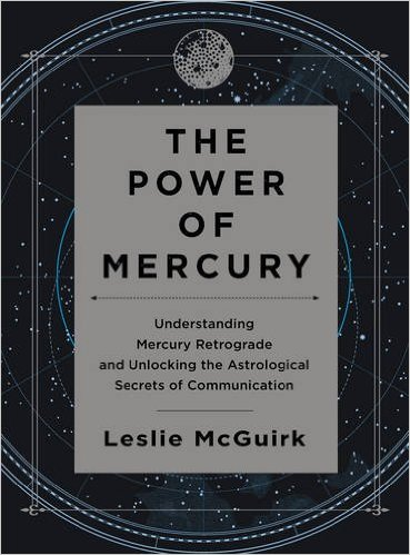 Book Cover: The Power of Mercury Retrograde