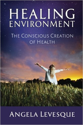 Book Cover: Healing Environment: The Conscious Creation of Health