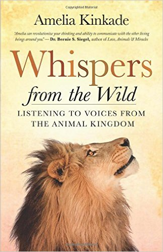 Book Cover: Whispers from the Wild: Listening to Voices from the Animal Kingdom