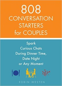 Book Cover: 808 Conversation Starters for Couples