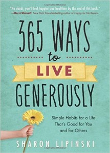 Book Cover: 365 Ways to Live Generously