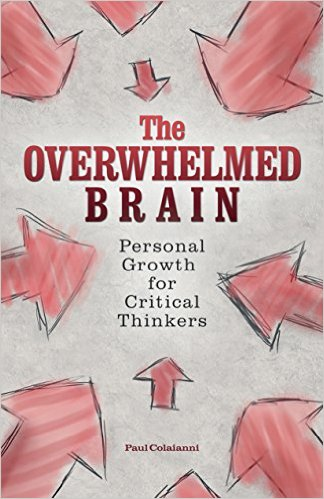 Book Cover: The Overwhelmed Brain