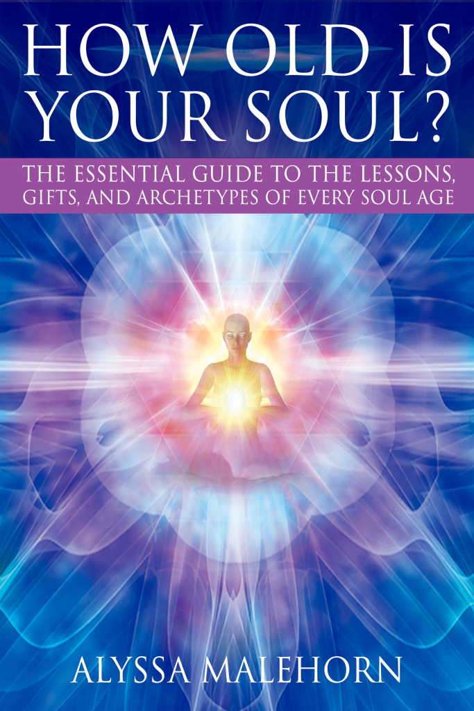 Book Cover: How Old Is Your Soul?