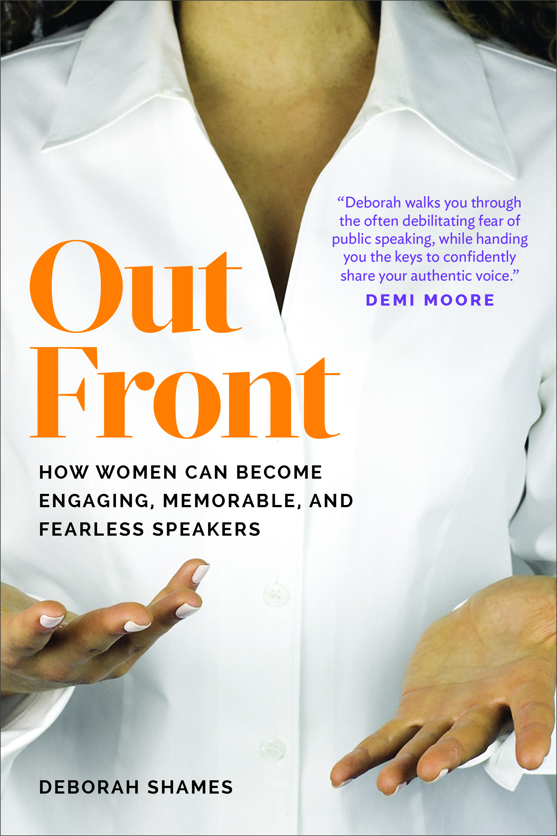 Book Cover: Out Front