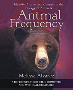 Book Cover: Animal Frequency: Identify, Attune, and Connect to the Energy of Animals