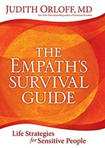 Book Cover: The Empath's Survival Guide: Life Strategies for Sensitive People
