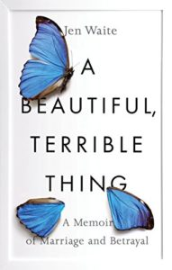 Book Cover: A Beautiful, Terrible Thing