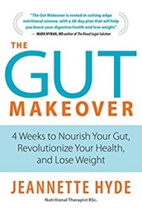 Book Cover: The Gut Makeover