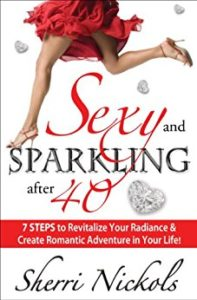 Book Cover: Sexy and Sparkling after 40