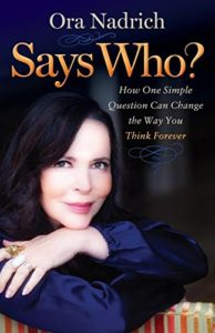 Book Cover: Says Who?