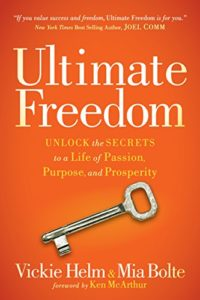 Book Cover: Ultimate Freedom