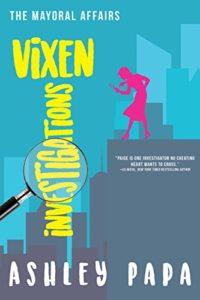 Book Cover: Vixen Investigations