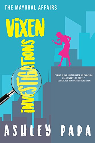 Book Cover: Vixen Investigations