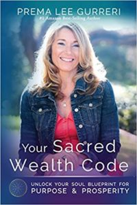 Book Cover: Your Sacred Wealth Code