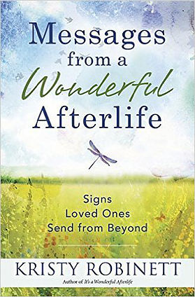 Book Cover: Messages From a Wonderful Afterlife