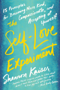 Book Cover: The Self-Love Experiment