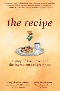 Book Cover: The Recipe