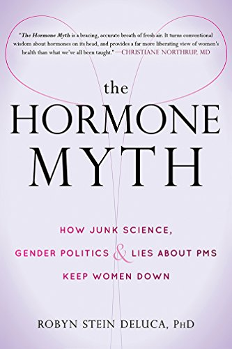 Book Cover: The Hormone Myth