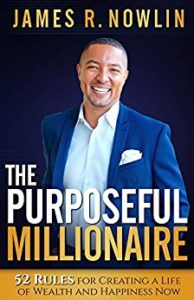 Book Cover: The Purposeful Millionaire