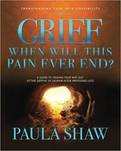 Book Cover: Grief... When Will This Pain Ever End?