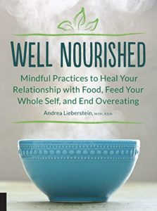 Book Cover: Well Nourished