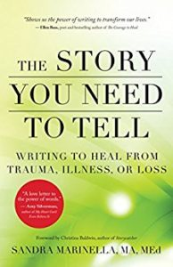 Book Cover: The Story You Need to Tell