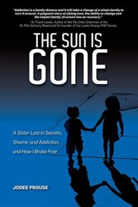 Book Cover: The Sun is Gone