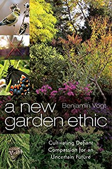 Book Cover: A New Garden Ethic