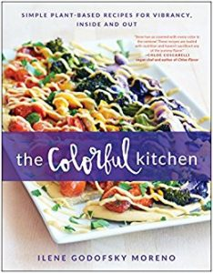 Book Cover: The Colorful Kitchen