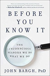 Book Cover: Before You Know It