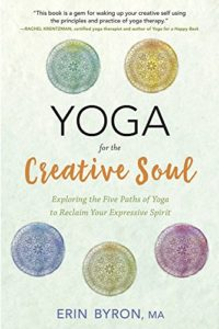 Book Cover: Yoga for the Creative Soul