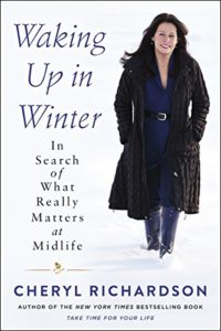 Book Cover: Waking Up in Winter
