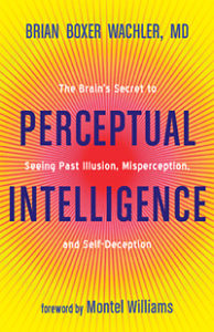 Book Cover: Perceptual Intelligence