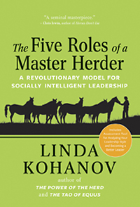 Book Cover: The Five Roles of a Master Herder
