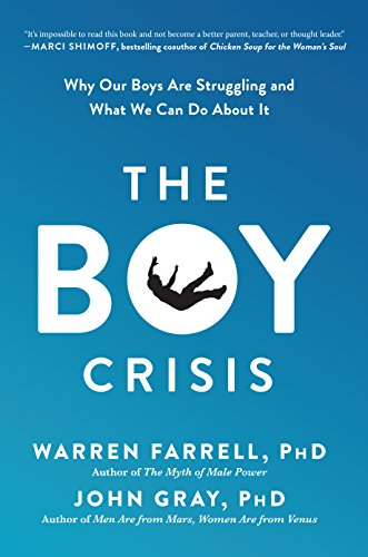 Book Cover: The Boy Crisis