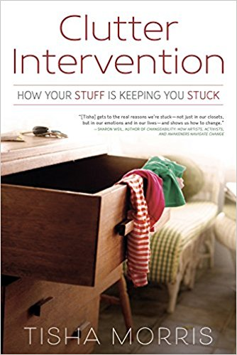 Book Cover: Clutter Intervention