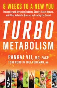 Book Cover: Turbo Metabolism