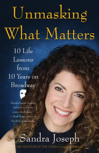 Book Cover: Unmasking What Matters