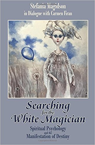 Book Cover: Searching for the White Magician