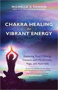Book Cover: Chakra Healing for Vibrant Energy