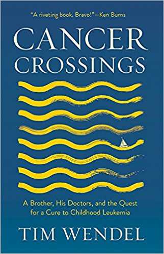 Book Cover: Cancer Crossings