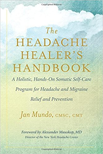 Book Cover: The Headache Healer's Handbook