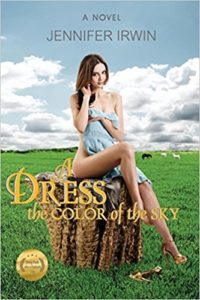 Book Cover: A Dress the Color of the Sky