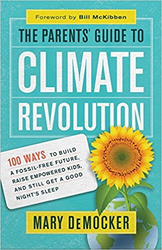 Book Cover: The Parents' Guide to Climate Revolution