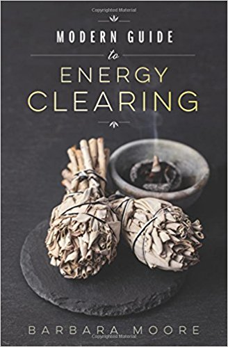 Book Cover: Modern Guide for Energy Clearing