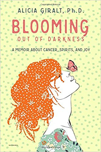 Book Cover: Blooming out of Darkness