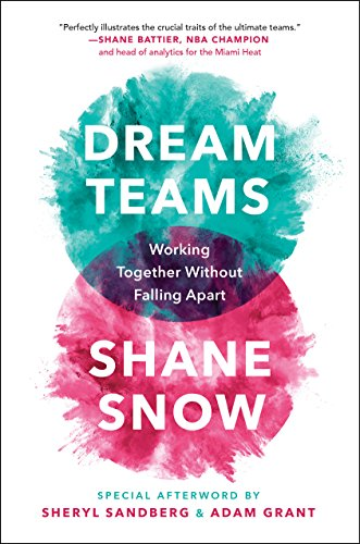 Book Cover: Dream Teams
